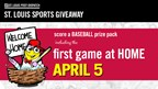 Score a BASEBALL Prize Pack from the St. Louis Post-Dispatch