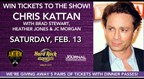 Chris Kattan Comedy Ticket Sweepstakes