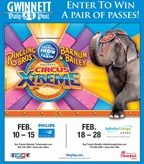 Win circus tickets
