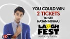 Looped-in - Laughfest Hasan Minhaj