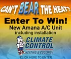 Can't Bear the Heat 2018 Sweepstakes