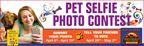 Pet Selfie Photo Contest