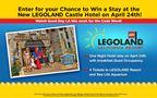 Legoland Castle Hotel Giveaway