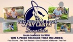 Big Brown Fish and Pay Lakes Sweepstakes