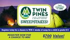 Twin Pines Sweepstakes