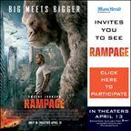 MH - RAMPAGE Screening