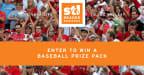 Reader Rewards: Baseball Prize Pack