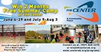 Win two months of Summer & Sports Camp for Kids at The Center!