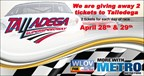 WLOV Talladega Ticket Giveaway