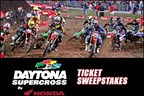 2016 Daytona Supercross By Honda Sweepstakes