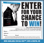 Enter to Win the DVD of Steve Jobs