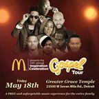 McDonald's Inspiration Celebration Gospel Tour 2018
