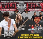 KXLF Wild Bill Octane Nights Concert Series