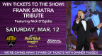 Frank Sinatra Tribute Sweepstakes