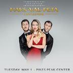 Maks, Val, & Peta Ticket Giveaway