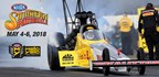 Pit Crew Experience at the NHRA Shouthern Nationals