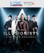DPAC The Illusionists Ticket Giveaway