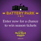 Hard Rock Casino Battery Park Season Ticket Contest