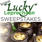 The Telegraph�s �Lucky� Leprechaun Sweepstakes
