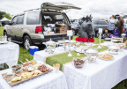 Point-to-point Tailgate Package Sweeps
