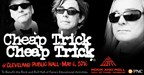 Cheap Trick Ticket Giveaway