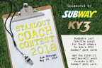 Subway's Standout Coach Contest 2018