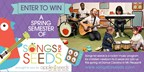 Win a Spring Semester at Song for Seeds!