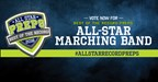 Pick the 2018 All Star marching band