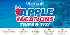Win a Weekly Get-Away from Apple Vacations