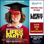 MH - LIFE OF THE PARTY Screening