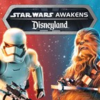 Experience Star Wars� at Disneyland� Resort