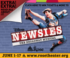 The Rose - Newsies Giveaway