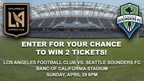 Los Angeles Football Club Giveaway
