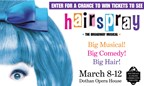 Hairspray presented by SEACT 2016