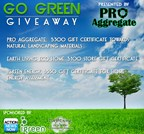 Go Green Giveaway 2016