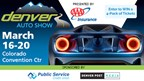 Win Tickets to the 2016 Denver Auto Show!