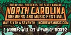 NC Brewers & Music Festival contest