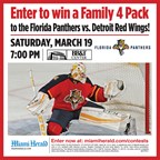 MH- Florida Panthers 03/19