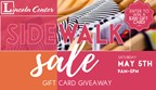 Lincoln Center Sidewalk Sale Gift Card Giveaway