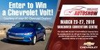 Win a Chevy Volt