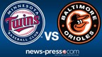 Spring Training Twins vs Orioles