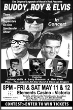 SNE,VNE,GNG Buddy,Roy & Elvis Contest