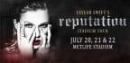 BLI/Taylor Swift Reputation Stadium Tour Countdown