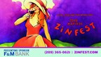 Zinfest Ticket Giveaway