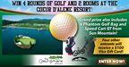 Coeur d'Alene Golf Giveaway