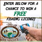 AGFC Fishing License Giveaway