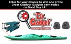 Dr. Gadget Great Outdoors Giveaway