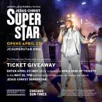Jesus Christ Superstar Giveaway