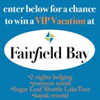 Baycation Sweepstakes