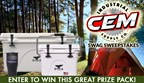 CEM Swag Sweepstakes